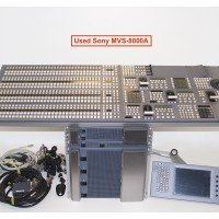 Sony MVS-8000A, 68 Inputs – 24 Outputs Full HD Production Switcher System