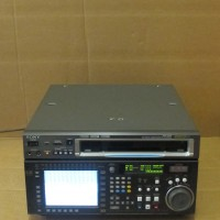 Sony SRW-5800 HDCAM SR - HD Digital Video Cassette Recorder LOW HOURS HKSR-5001