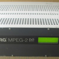 Tandberg TT1100 MPEG2 DVB Professional Multi-Channel Decoder TS-DATA Network
