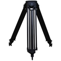 Vinten 100mm Legs Tripod - Black