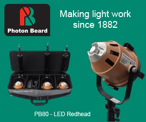 Photon Beard PB80 LED Redhead