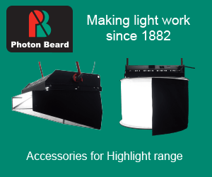Photon Beard accessories for Highlight range