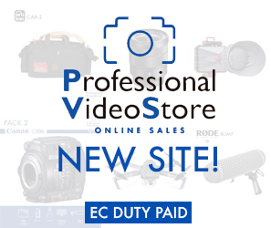PVS Professional Video Store - Big Project