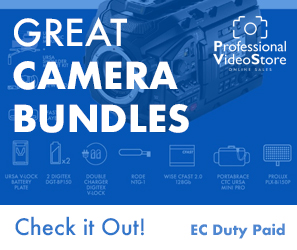 PVS Professional Video Store 745 Bundles