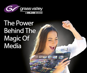 Grass Valley IP Made Easy