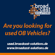 Broadcast Solutions Used OB