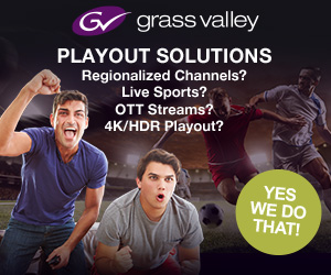 Grass Valley Playout