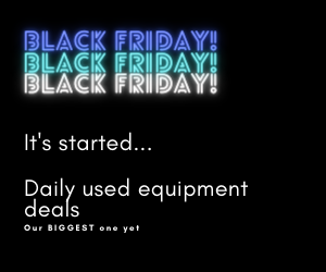 Black Friday Digi Broadcast used