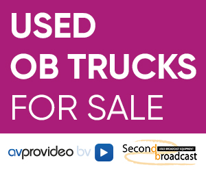 Used OB Trucks For Sale