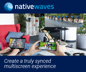Native Waves - Multiscreen experiences