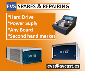 EVS Support and Repair