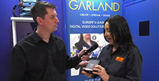 4k and HEVC with Garland at BVE 2018