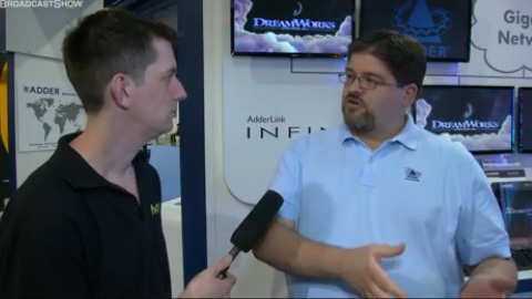 Adder at NAB 2012