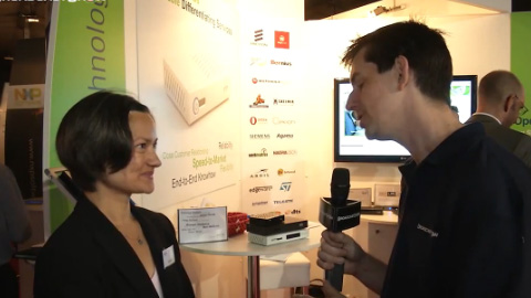 Albis at IBC 2012