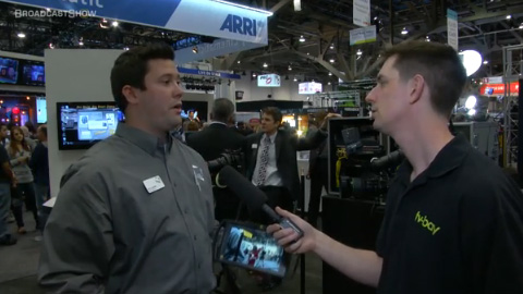 Anton Bauer at NAB 2012