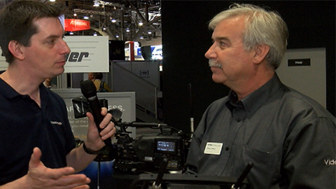 Anton Bauer at NAB 2013