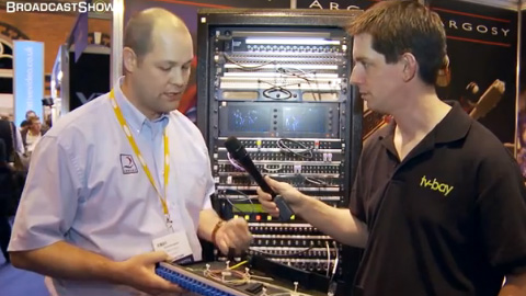 Argosy at BVE North 2011