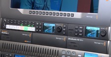 ATEM TV Studio Pro HD from Blackmagic Design at NAB 2017