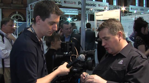 ATOMOS at BVE North 2012