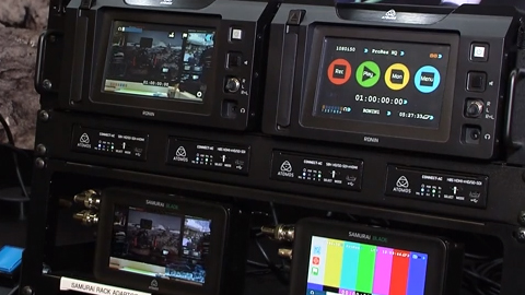 Atomos Ronin at IBC 2013