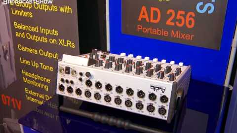 Audio Developments at BVE North 2011