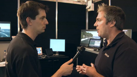 Autocue at BVE 2012