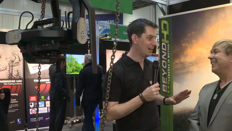 BeyondHD - Drones at BVE 2015