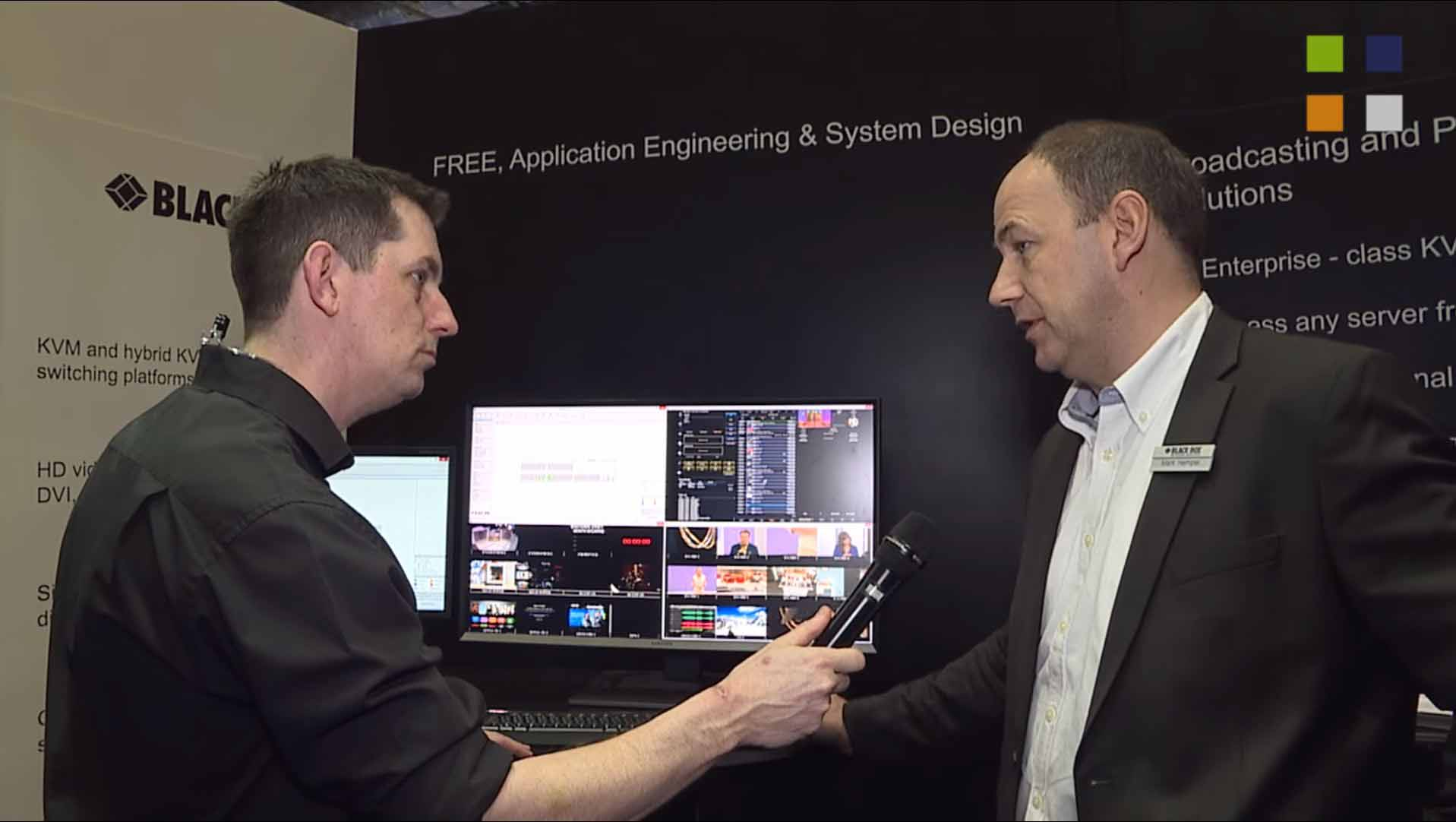 Blackbox DKM System at BVE 2016