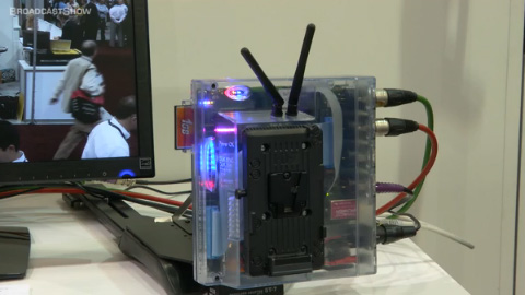 Bluebell at NAB 2012