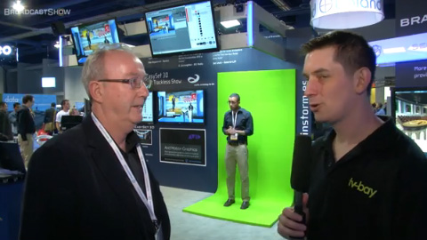 Brainstorm at NAB 2012