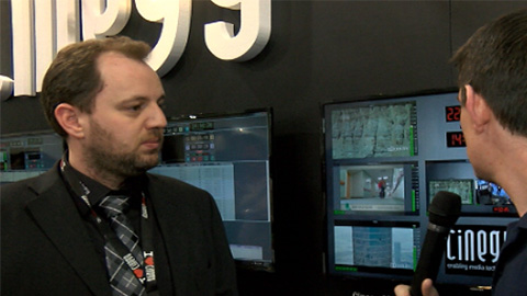 Cinegy: Multiviewer at NAB 2013