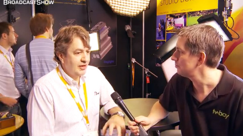 Cirrolite at BVE North 2011
