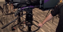 Combo Live 55 Pedestal from Miller at NAB 2017