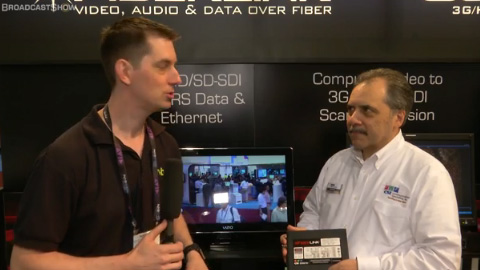 Communications Specialists at NAB 2012