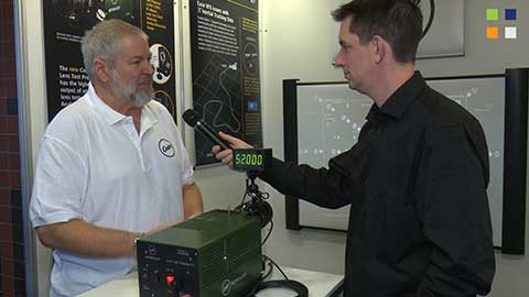 Cooke Optics technology at IBC 2014