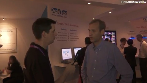 DekTec at IBC2011