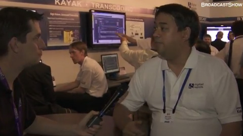 Digital Rapids at IBC2011