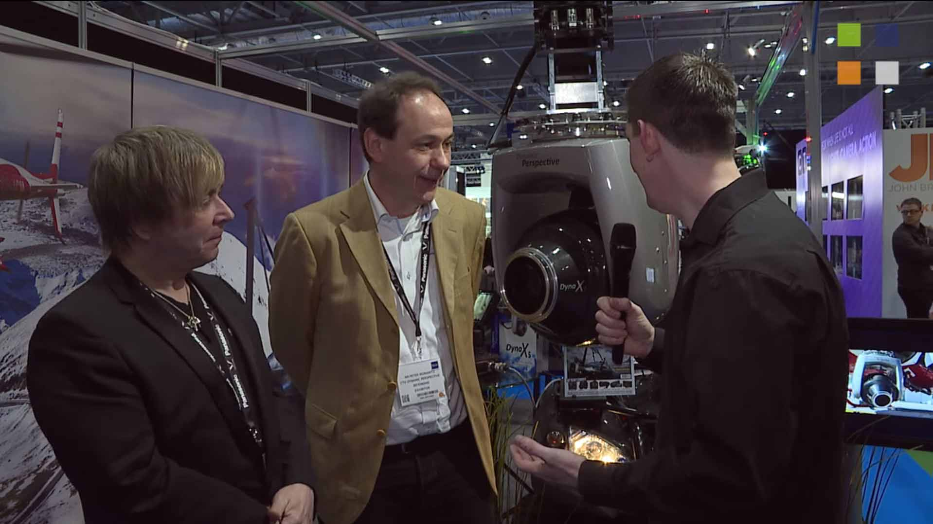 Dynamic Dyna X5 at BVE 2016