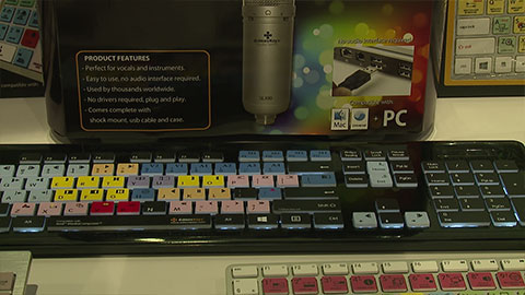 Editors Keys at NAB 2014