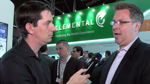Elemental Technologies news at IBC 2015