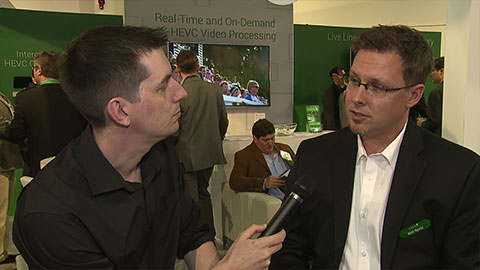Elemental Technologies Software-Defined Video at NAB 2014