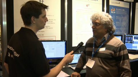 Emotion Systems at BVE 2012