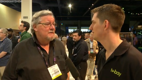 Featured Clip: Geoff Boyle comments on NAB 2012