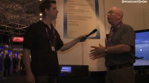 Frontniche at IBC2011