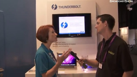 G-Technology at IBC2011