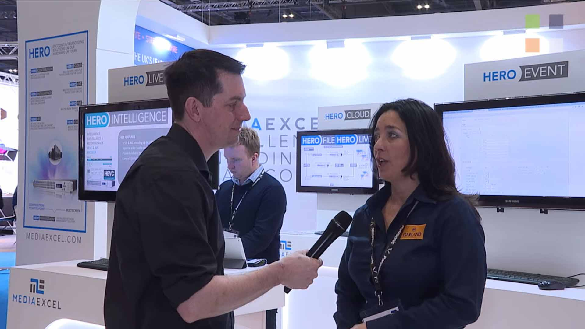 Garland Partners at BVE 2016