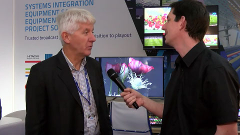 Gearhouse Broadcast at IBC 2015