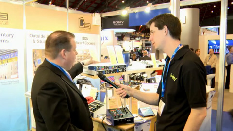Glensound at BVE 2012