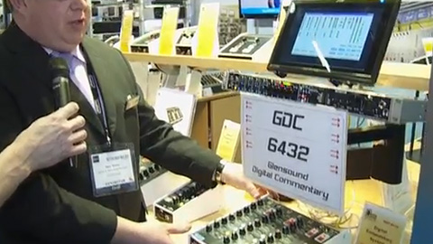 Glensound at BVE 2013