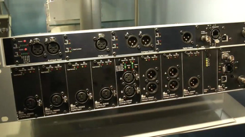 Glensound at IBC 2012